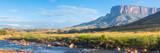 Fototapeta Sawanna - Mount Roraima banner web, Venezuela, South America.