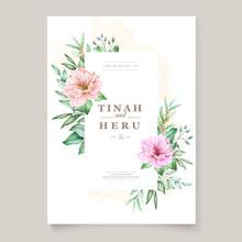 Elegant Cherry Blossom Wedding...