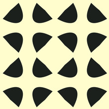 Geometric Chekered Abstract De...