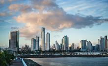 Panama City Coastline Landscap...