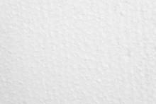 Close Up Plastic White Foam Sh...