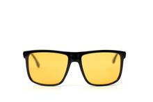 Black Vintage Sunglasses With ...