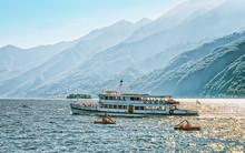 Excursion Ferry At Ascona Luxu...