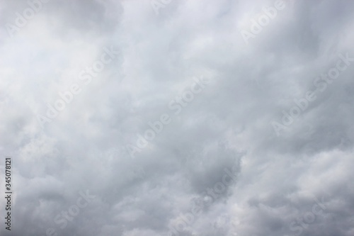 Fotografia, Obraz Summer day sky clouds cloudy day season, background