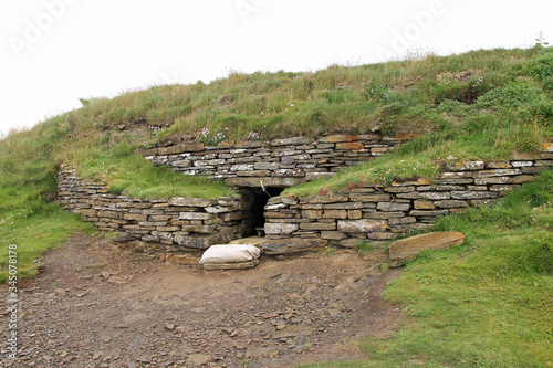 Cuadros en Lienzo Tomb of the Eagles (Neolithic chambered tomb), Orkney, Scotland