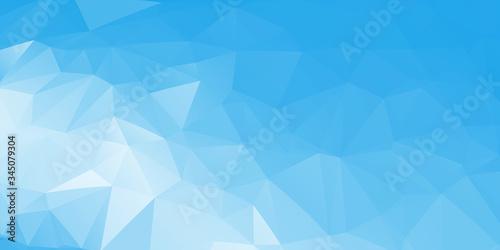 背景素材:アブストラクト 三角 三角形 トライアングル 抽象的 パターン 幾何学模様 氷 クリスタル
