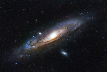 M31 The Andromeda Galaxy, Our ...