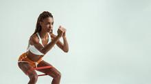 Fitness Trainer. Full Length O...