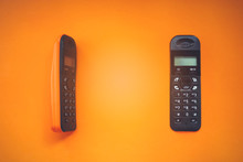 Two Wireless Cordless Telephon...