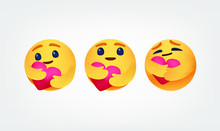 Care Reactions New Emoticon 20...