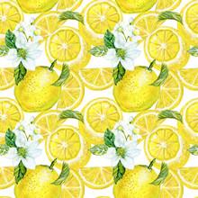 Watercolor Gouache Lemon Sour ...
