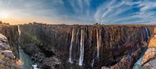 Victoria Falls (Mosi-oa-Tunya)...