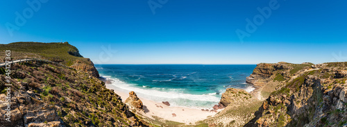 Beautiful beach next to the Cape of Good Hope (South Africa) Canvas-taulu