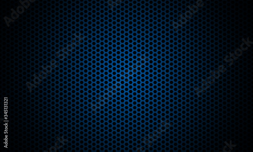 Dark blue background Wallpaper Mural