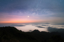 The Scenery Of Phu Chi Dao Tha...