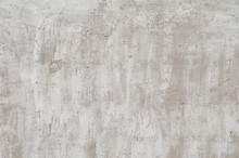 Old Concrete Wall With Paint R...
