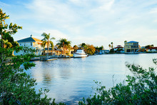 Florida Hernando Beach Landsca...