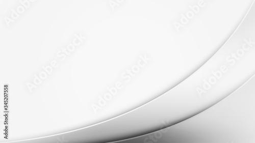 白い波形の抽象的な背景