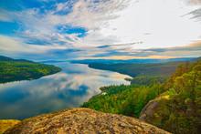 Scenic View Of Maple Bay In Va...