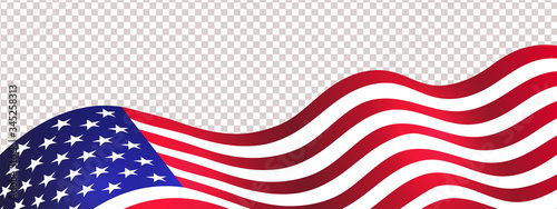 4th of July USA Independence Day Fototapeta