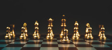 Chess That Came Out Of The Lin...