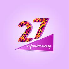 27 Years Anniversary Celebrati...