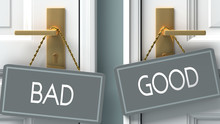 Good Or Bad As A Choice In Lif...