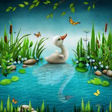 Fantasy Fairy Tale Illustratio...