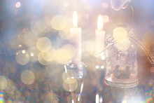 Christmas Candles Decoration C...