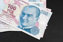 Turkish, One Hundred Lira Bank...