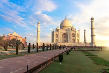 Taj Mahal In India, The Main Place Of Visit