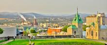 Quebec City, Historical Center...