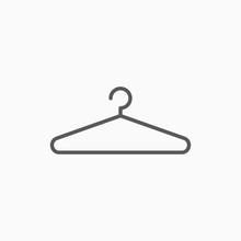 Hanger Icon, Clothes Hanger Ve...