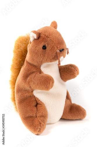 soft toy squirrel