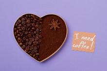 I Need Coffee Concept. Coffee ...