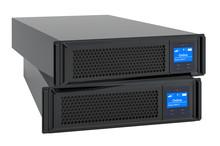 Server Ups Blades, 3D Rendering