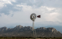Wind Mill In The Mountains  - ...