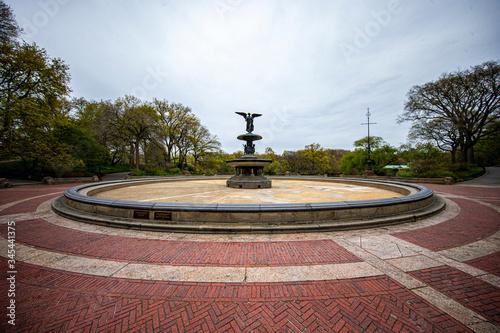 Photo Bethesda Fountain