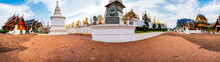 Panorama Of Wat Den Salee Sri ...