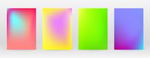 Pastel Soft. Rainbow Gradient ...