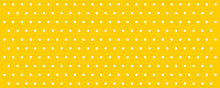 Dot Pattern Yellow Polka Backg...