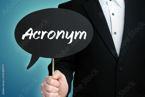 Photo Acronym