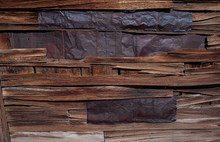 Rustic, Old Outstanding Wood M...