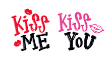 Kiss Me, Kiss You - Cute Hand ...