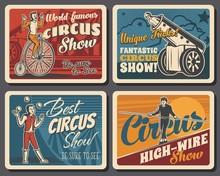 Circus Big Top Chapiteau Or Sh...