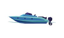 Speedboat, Sailboat, Power Boa...