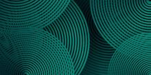Abstract Spiral 3d Luxury Dark...
