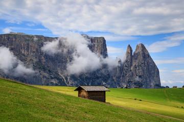 Sciliar dall'Alpe di Siusi
