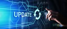 Update System Upgrade Software...