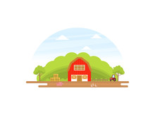 Agriculture And Farming, Summe...